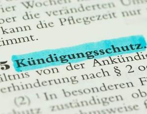 Kündigungsschutzgesetz Info Fachanwalt Arbeitsrecht München
